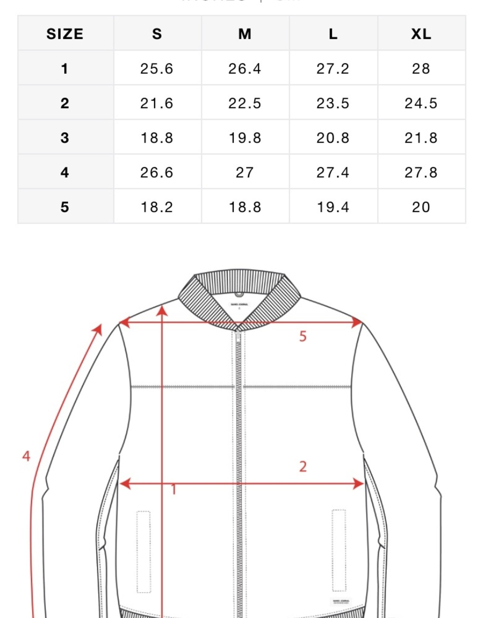 Banks Journal Decade Jacket