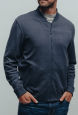 The Normal Brand Puremeso  Bomber Navy