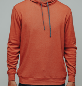 The Normal Brand Basic Hoodie Rust