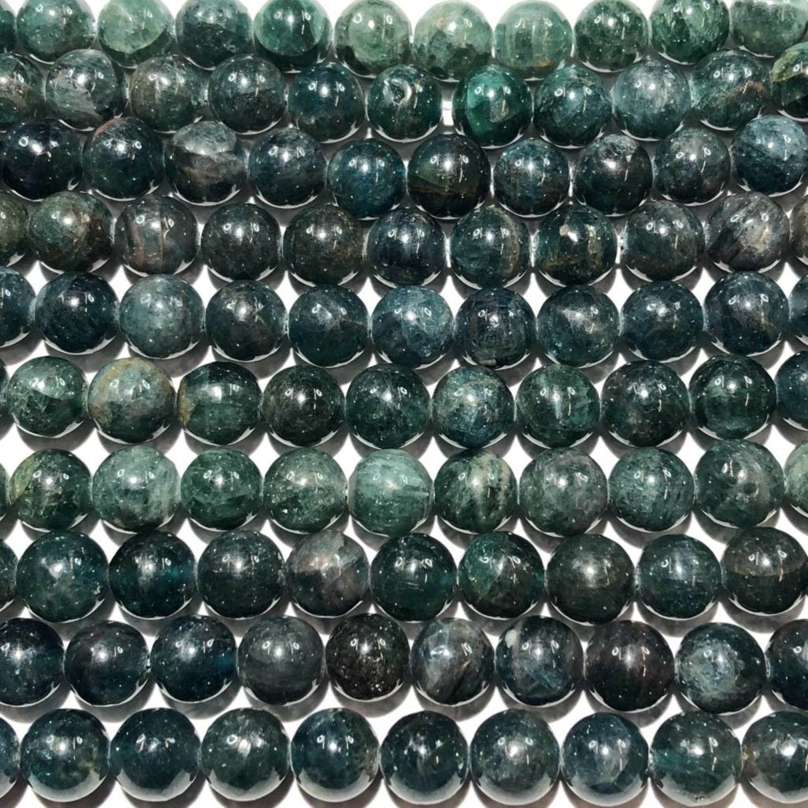 APATITE (Natural) Green 8mm Round