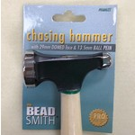 BeadSmith CHASING HAMMER 29mm Dome 13.5mm Ball Peen