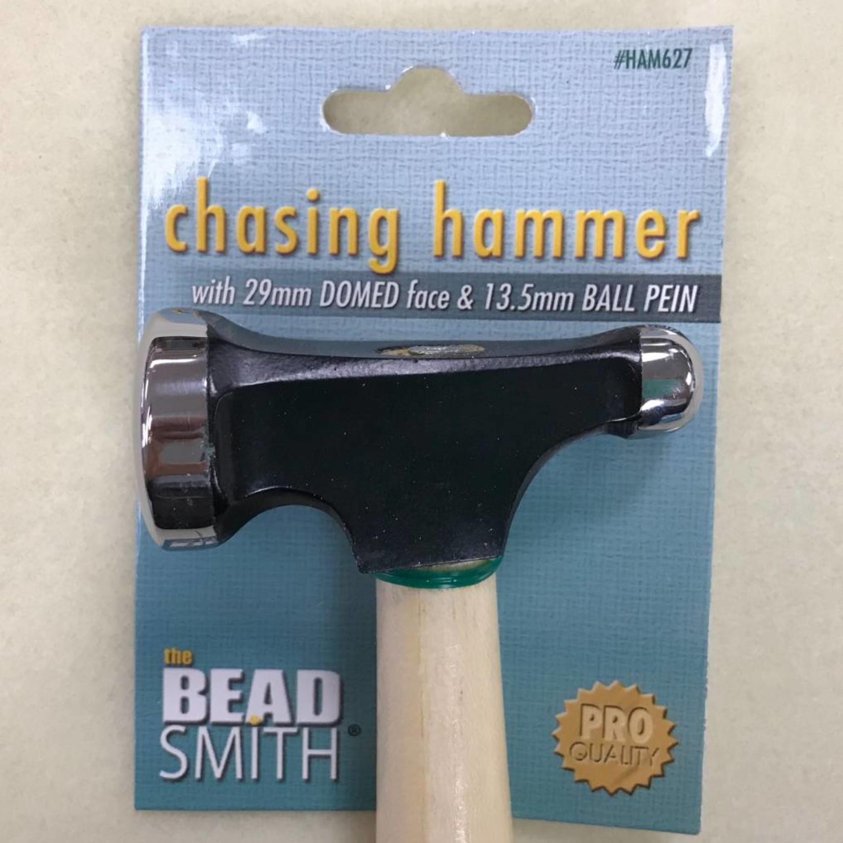 CHASING HAMMER 29mm Dome 13.5mm Ball Peen