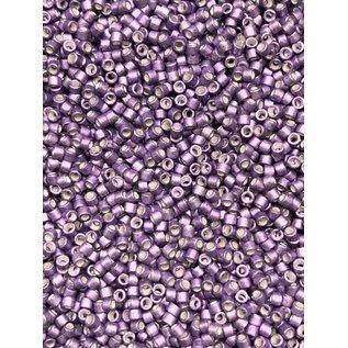 MIYUKI Delica 11-0 Galvanized SF Eggplant 10g