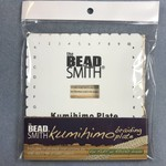 KUMIHIMO Plate 6 inch Square Instruction Pack