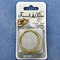 French Wire Gold Fine 14""