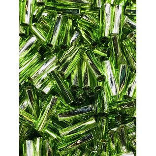 MIYUKI Twisted Bugle #2 S/L Clear / Olive 25g
