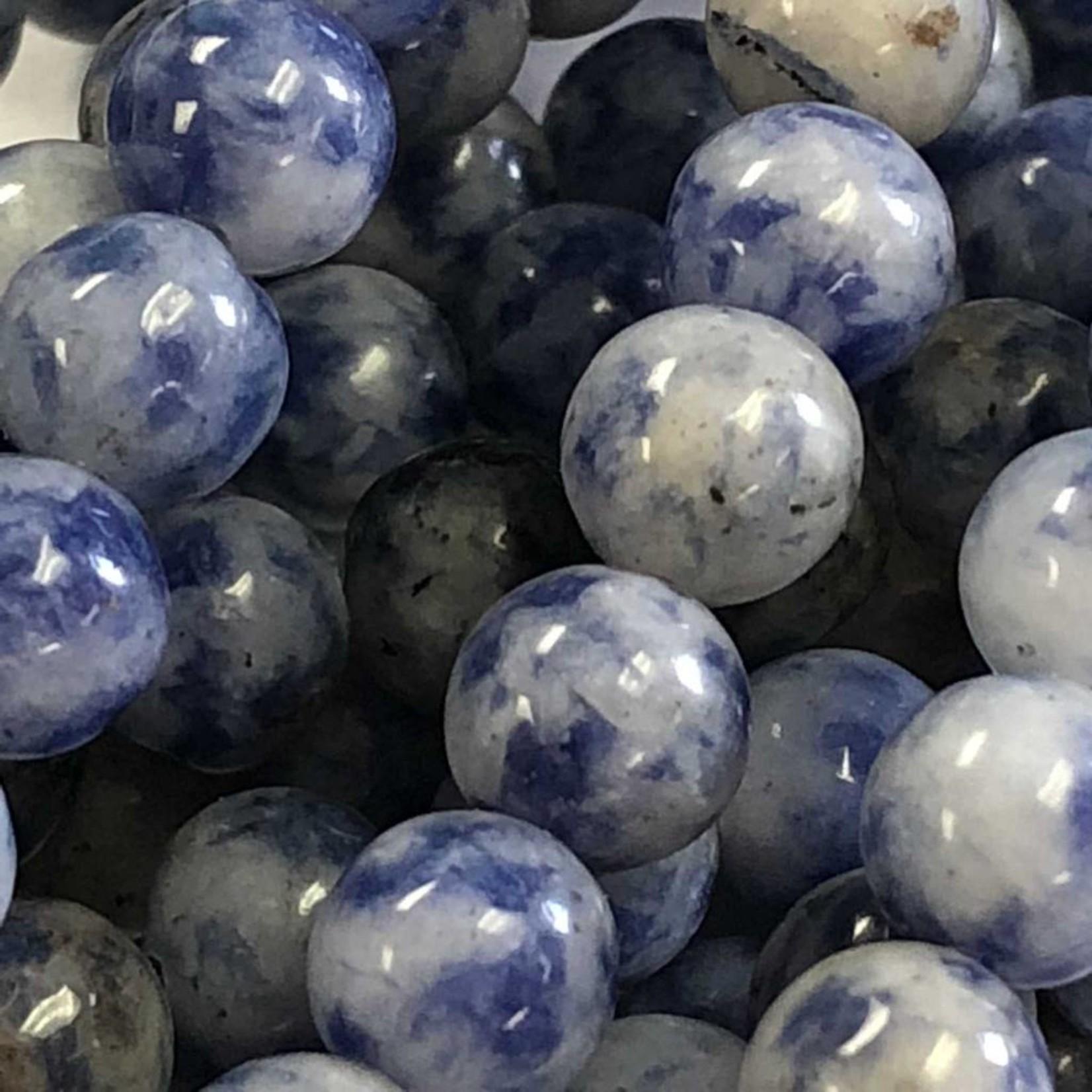 BLUE SPOT Stone (Sodalite) 6mm Round