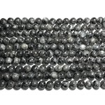 Larvakite Round Beads 8mm