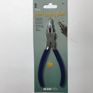 BeadSmith 6-in-1 Looping PLIERS 2-9mm Bail Making