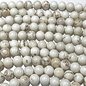 Magnesite Natural 6mm Round