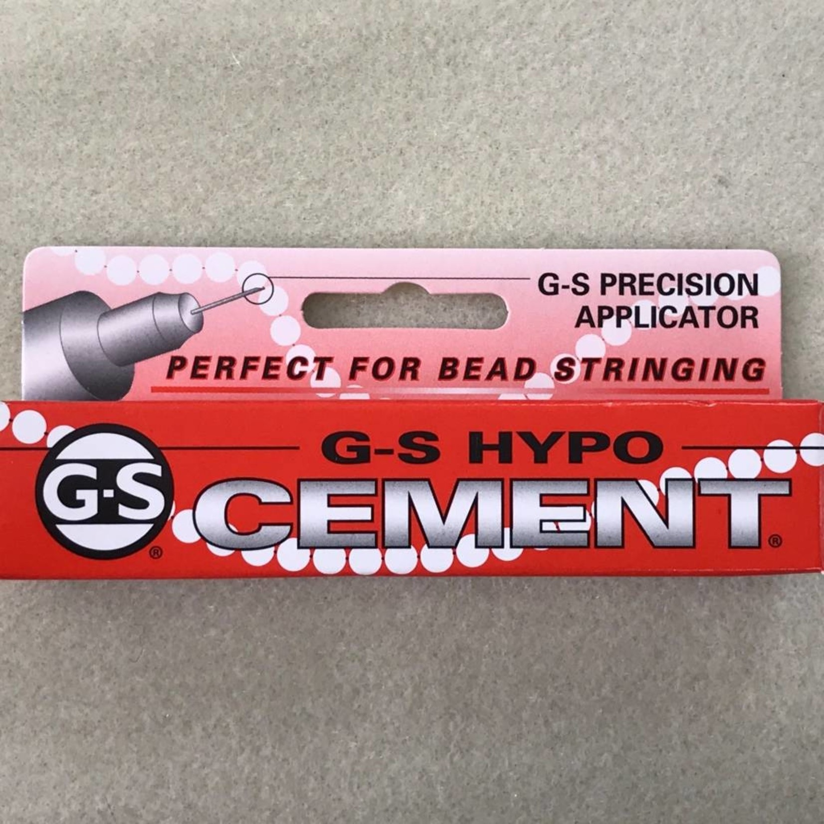 G-S Hypo Cement Bead Glue