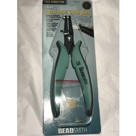 BeadSmith Metal Hole Punch Pliers 1.5mm Hole