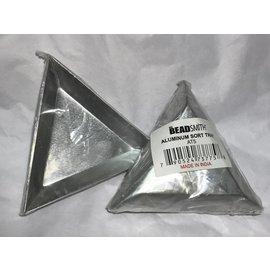 BeadSmith Aluminum Bead Sort Tray 12/Pkg