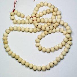 Natural BALSA Wood Beads 8mm 108 Pcs