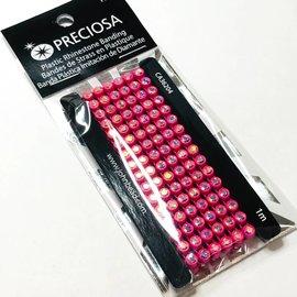 PRECIOSA RS Banding Pink Case Crystal AB