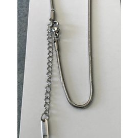 "CHAIN Stainless Steel 20"" Snake"