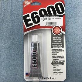 E6000 Craft GLUE 0.5 oz Tube