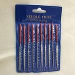 Diamond Coat Needle File set 10 Pcs
