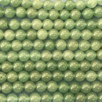 Green AVENTURINE Natural 10mm Round