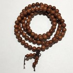 Natural Dried ROSEWOOD Beads 8mm 108 Pcs