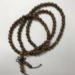 Natural VERAWOOD Beads 6mm 108 Pcs