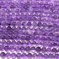 AMETHYST Grade A (Light) 8mm Round