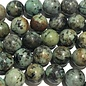 AFRICAN TURQUOISE Natural 10mm Round