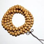 Natural Cedar Beads 10mm 108 Pcs
