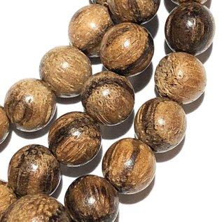 Natural Agarwood Beads 6mm 108 Pcs