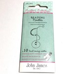 John James NEEDLES Assorted CRAFTERS 10/Pkg