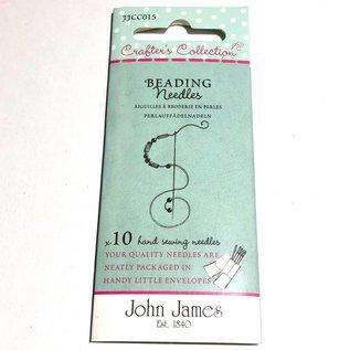 John James NEEDLES Assorted CRAFTERS 10/Pkg