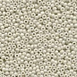 MIYUKI Rocaille 8-0 Opaque Limestone Lustre 25g