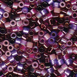 MIYUKI Delica 10-0 MIX Lilacs 10g