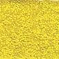 MIYUKI Delica 10-0 Opaque Yellow 10g