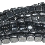 CzechMates TILE Hematite