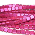 CzechMates CzechMates TILE Opalescent Neon Pink