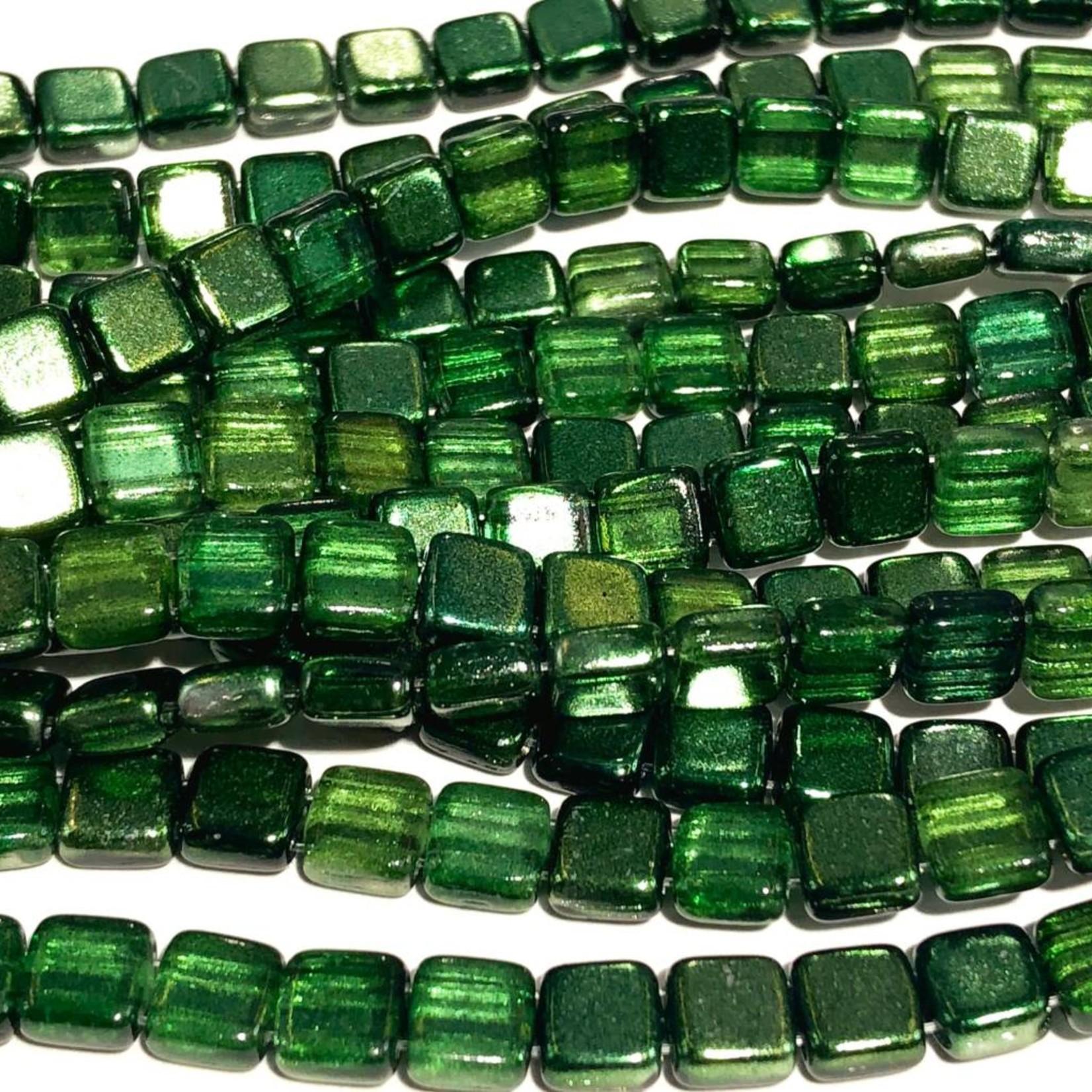CzechMates TILE Fern Green Mirror