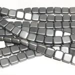 CzechMates CzechMates TILE Pearl Coat Silver