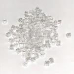 MIYUKI Delica 8-0 Crystal Lustre 10g