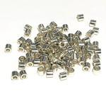 MIYUKI Delica 8-0 Galvanized Silver 10g