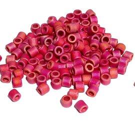 MIYUKI Delica 8-0 Matte Opaque Red AB 10g