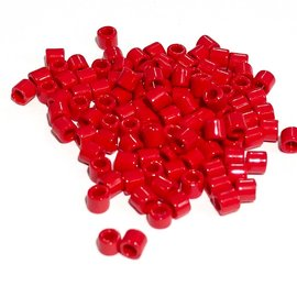 MIYUKI Delica 8-0 Opaque Red 10g