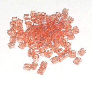 MIYUKI Delica 8-0 Transparent Pink Lustre 10g