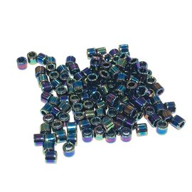 MIYUKI Delica 8-0 Medium Blue Iris 10g