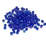 MIYUKI Delica 8-0 Opaque Cobalt AB 10g