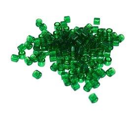 MIYUKI Delica 8-0 Transparent Green 10g