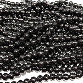 Hematite Beads Round 8mm