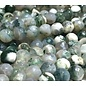 AGATE Tree Natural 8mm Faceted