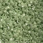 MIYUKI Delica 11-0 Opaque Light Mint Ceylon 10g