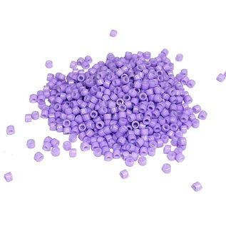 MIYUKI Delica 11-0 Duracoat Opaque Lt Purple 10g